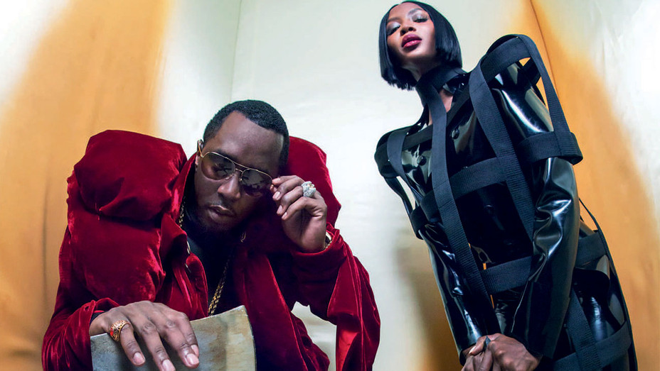 Alice -Tim Walker for the 2018 Pirelli Calendar - NAOMI CAMPBELL AND SEAN DIDDY COMBS -Publicity-H 2017
