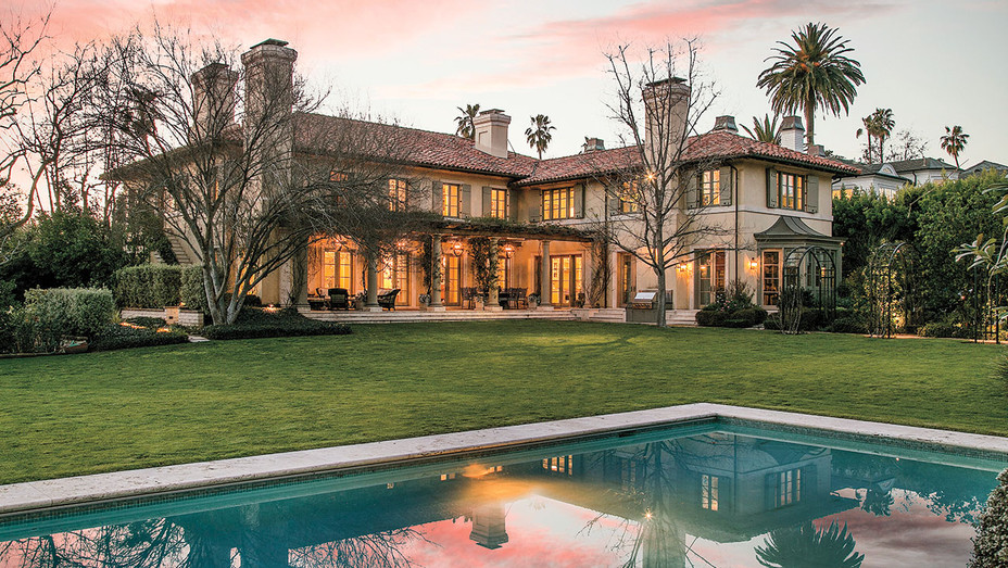 Real Estate - $38.5 million South Burlingame estate - H 2017