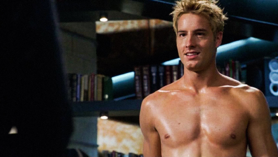Aquaman Pilot Justin Hartley - Screenshot - H 2017