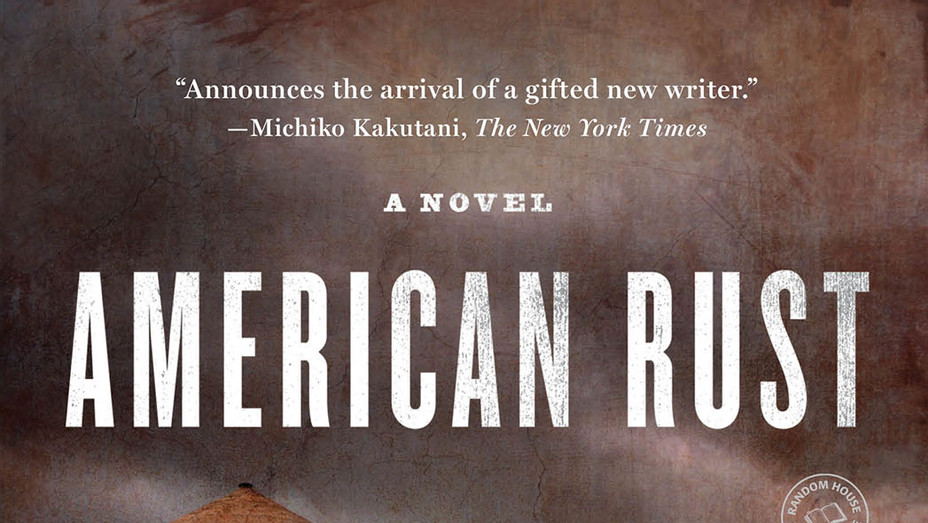 American Rust - Book Cover - P 2017