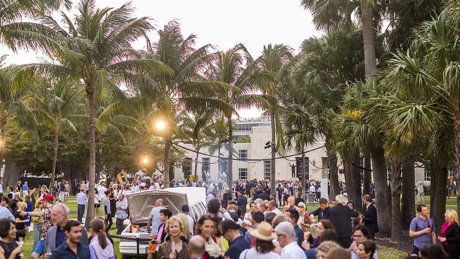 Art Basel Welcome Reception - Publicity -H 2017