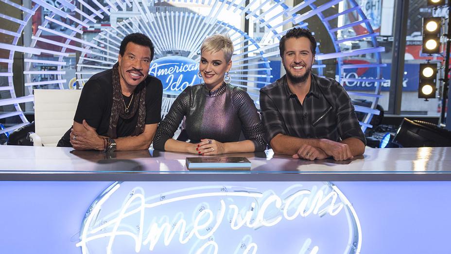 American Idol judges - Publicity - H 2017