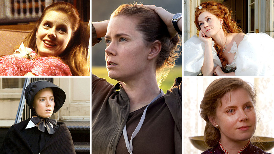 Amy Adams - 5 films -Split-H 2017
