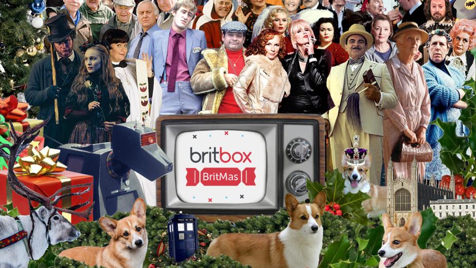 BritBox's BritMas - H 2017