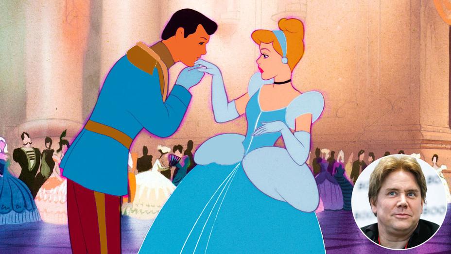 Cinderella Still and Stephen Chbosky - Inset - Getty - H 2017