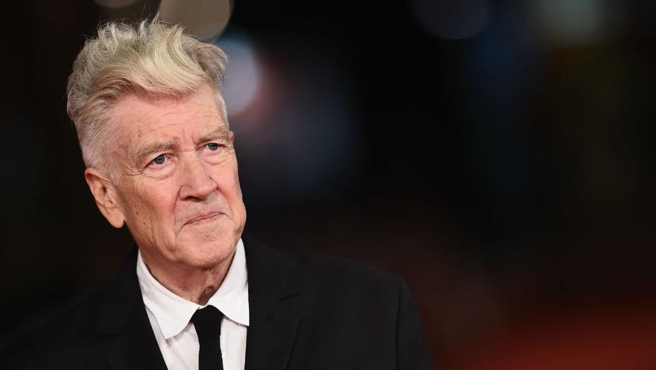 David Lynch Rome Film Fest - Getty - H 2017