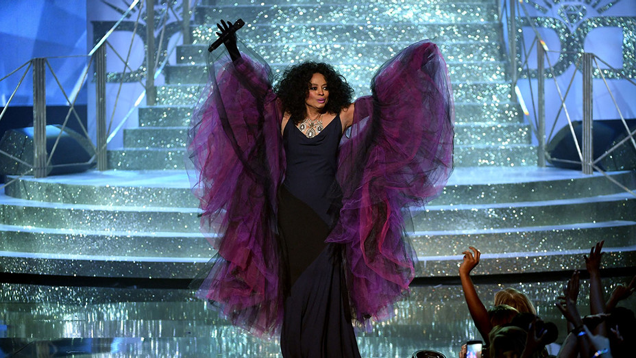 Diana Ross Performing - Getty - H 2017