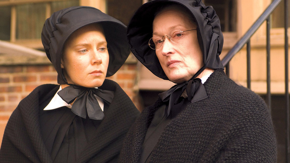 Doubt (2008) -Amy Adams, Meryl Streep - Photofest-H 2017