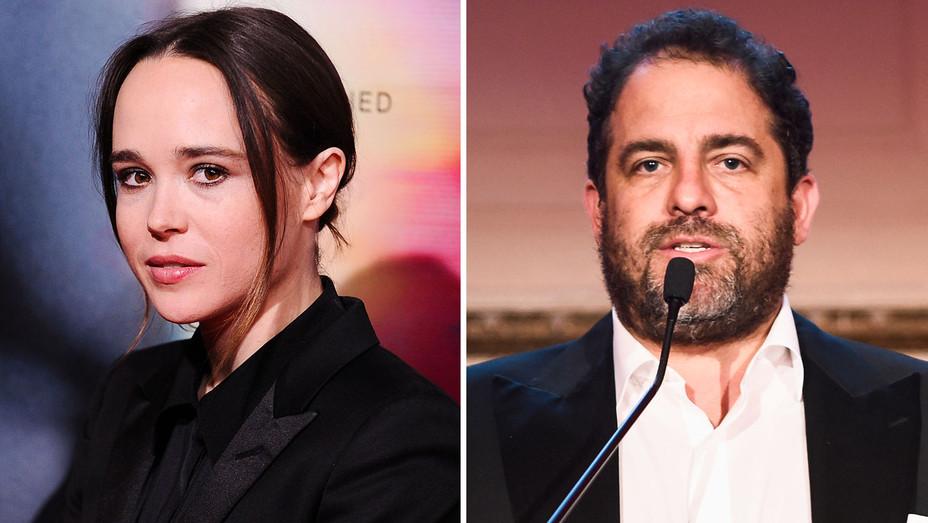 Ellen Page and Brett Ratner - Split - Getty - H 2017