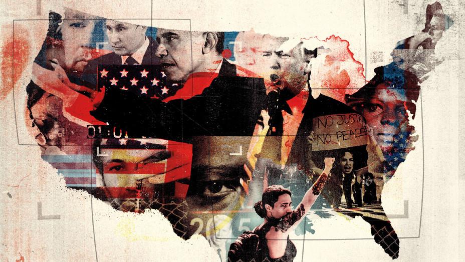 Doc Contenders Trump's America - Photo Illustration - Getty - H 2017