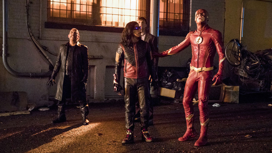 The Flash Still Elongated Journey Into Night Episode - Publicity - H 2017