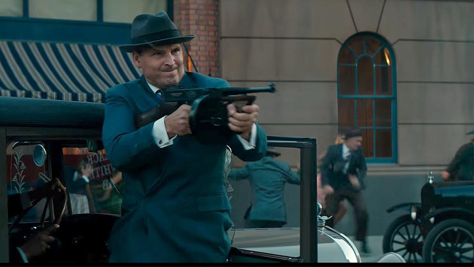 Gangster Land Trailer-Screen shot-H 2017