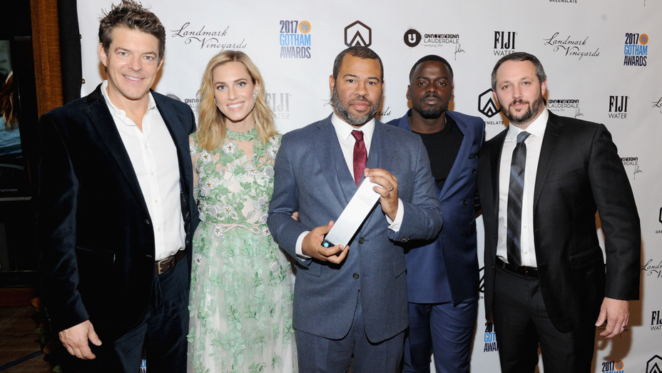 'Get Out' Team at Gotham Awards - H Getty 2017