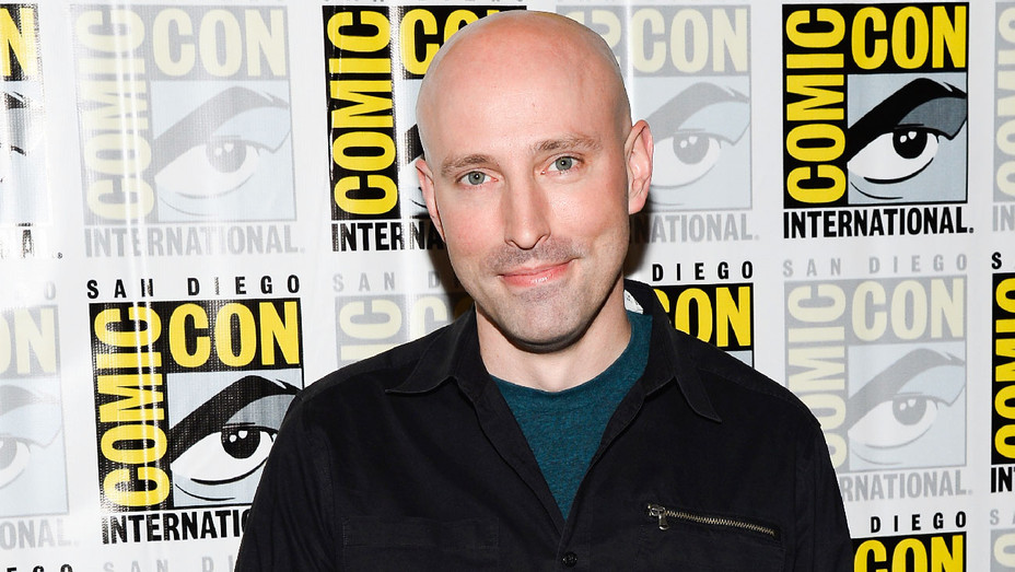 Brian K. Vaughan - 2013 Under the Dome Press Line Comic-Con - Getty - H 2017