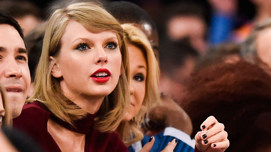 Taylor Swift - 2014 Orlando Magic v New York Knicks Game - Getty - H 2017