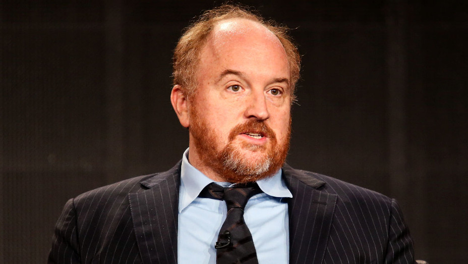 Louis CK - 2015 Winter TCA Tour - Getty - H 2017