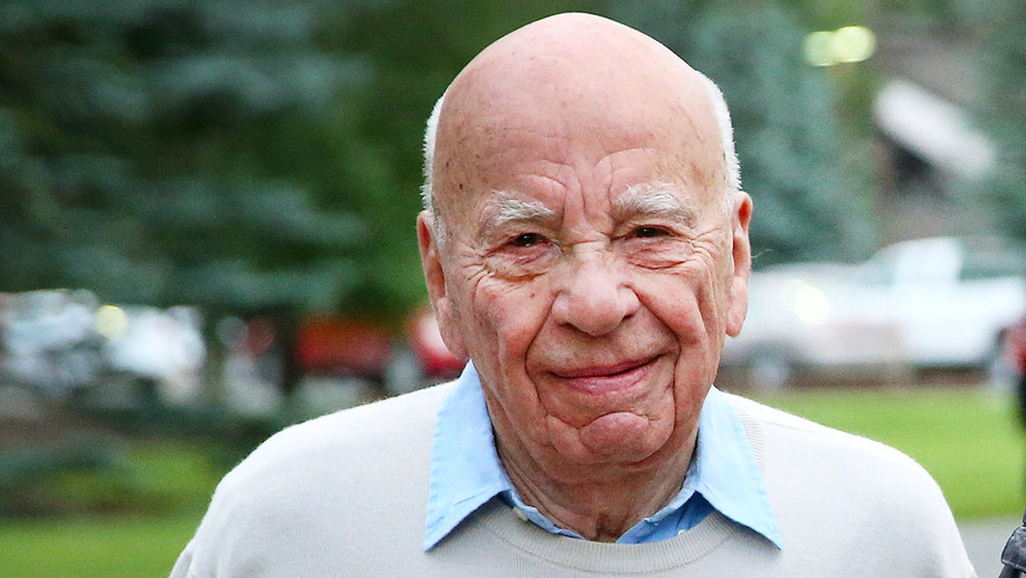 Rupert Murdoch - Allen & Company Sun Valley Conference on July 10, 2015 - Getty-H 2017