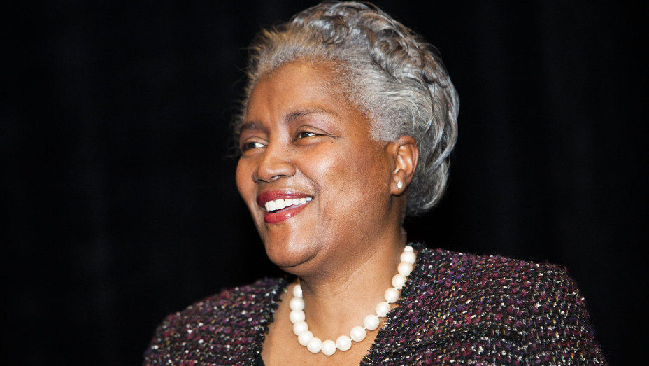 Donna Brazile - 2014 Michigan Chronicle Women of Excellence Mini Conference - Getty - H 2017