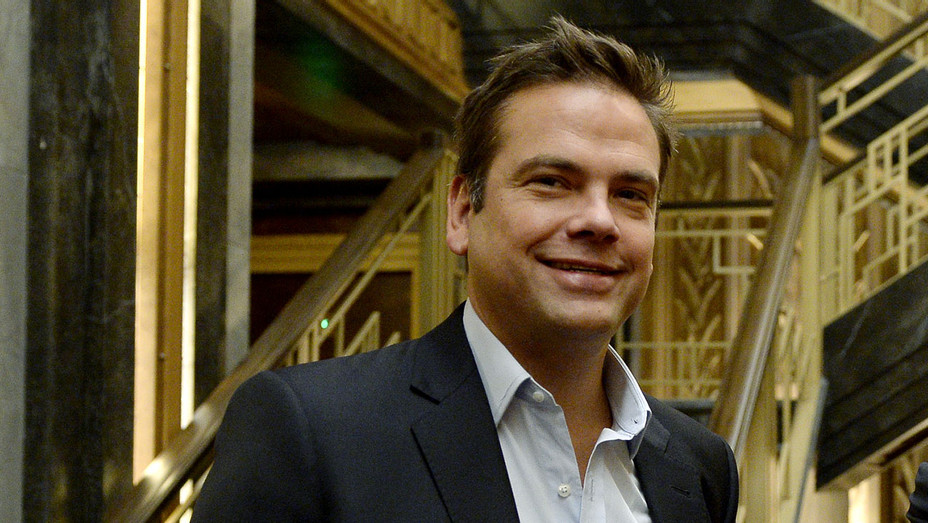 Lachlan Murdoch - news conference 2015 -discuss the impact of the California Film Tax Credit - Getty-H 2017