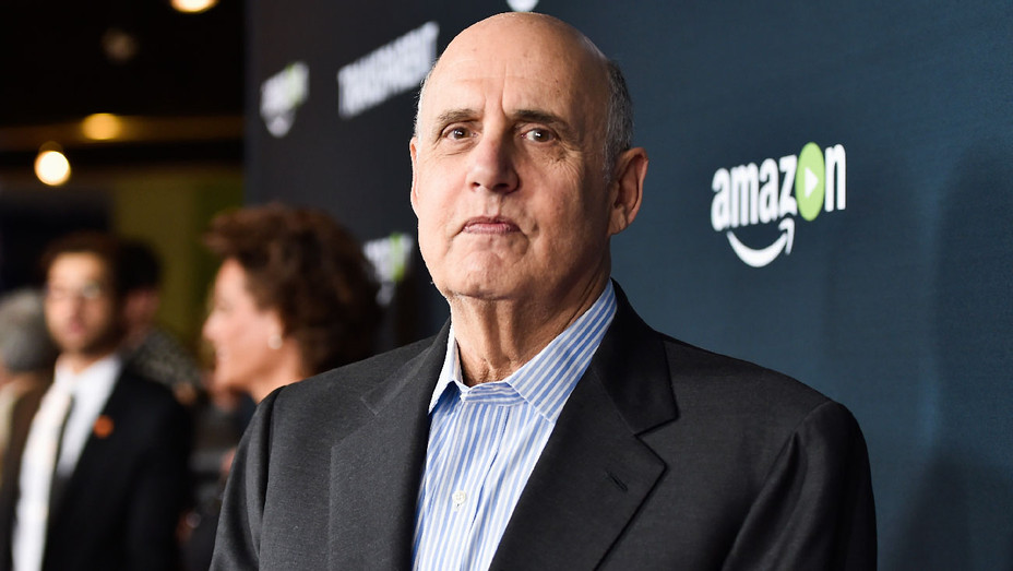 Jeffrey Tambor - Season 2 Transparent Premiere - Getty - H 2017