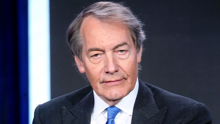 Charlie Rose speaks onstage during the CBS This Morning 2016 - Getty-H 2017