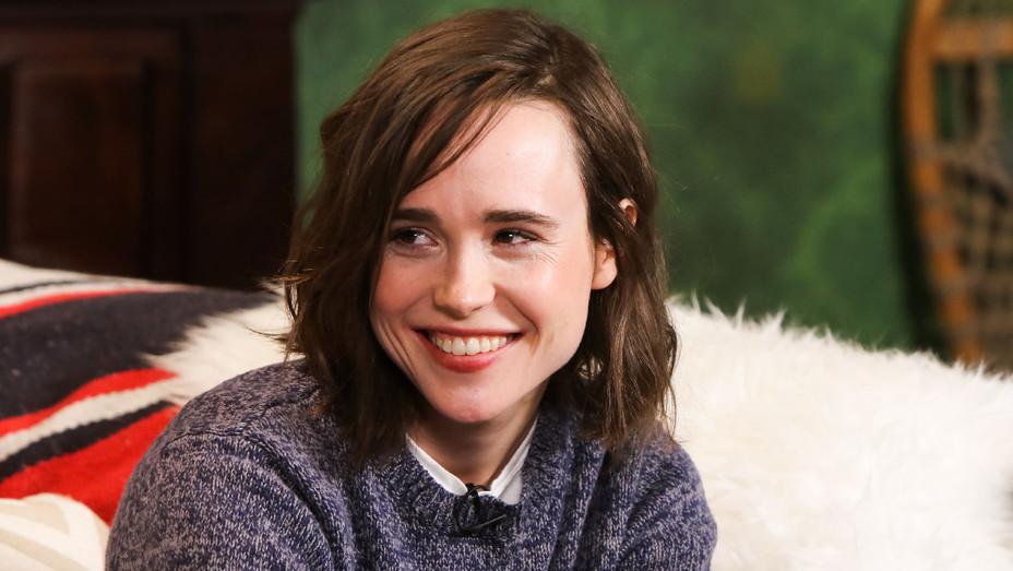 Ellen Page - 2016 THR Sundance Studio - Getty - H 2017