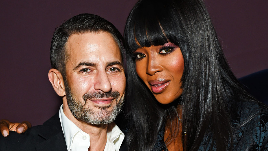 Marc Jacobs and Naomi Campbell - 2016 Marc Jacobs Beauty London Dinner - Getty - H 2017