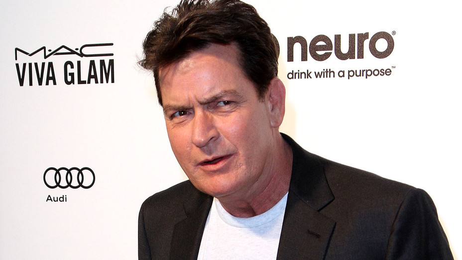 Charlie Sheen -Not happy - Getty-H 2017
