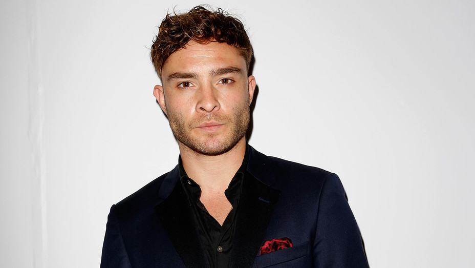 Ed Westwick - Katie Eary show during The London Collections Men SS17  -Getty -H 2017