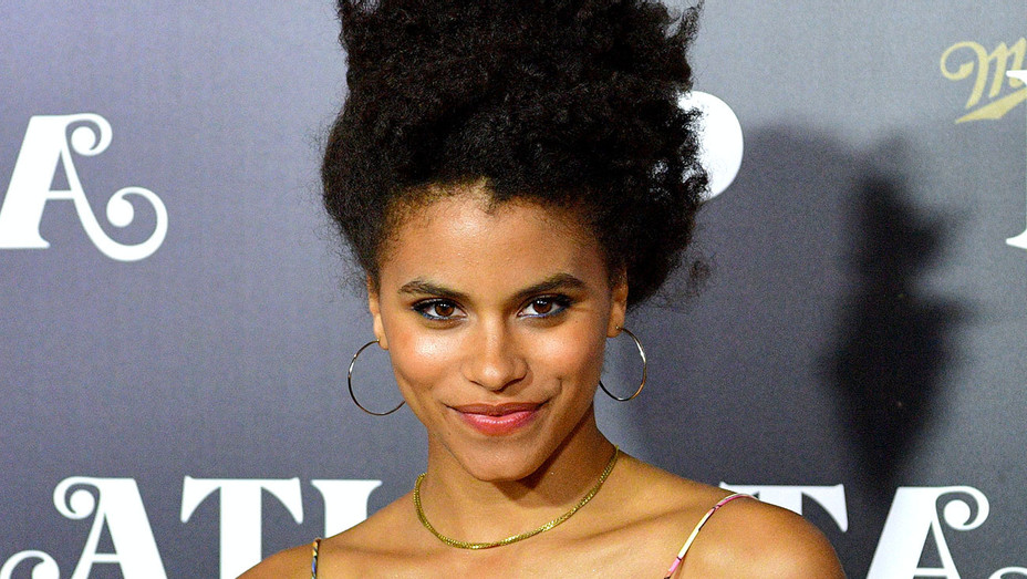 Next Gen Talent 2017 - Hollywood's Rising Stars -Zazie Beetz - Getty-H 2017