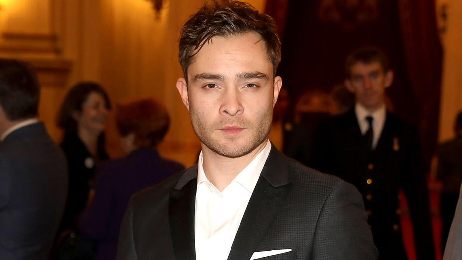 Ed Westwick attends as the National Youth Theatre - Getty-H 2017