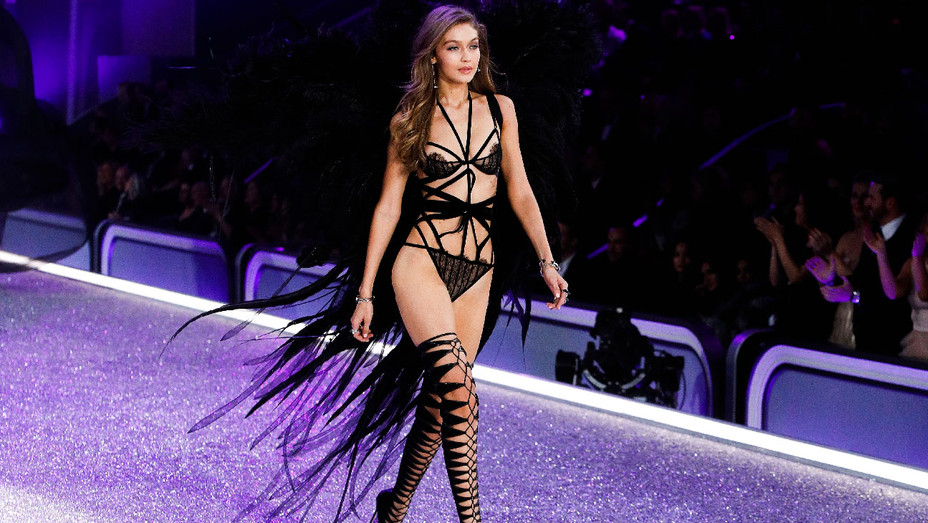 Gigi Hadid - 2016 Victoria's Secret Fashion Show - Getty - H 2017