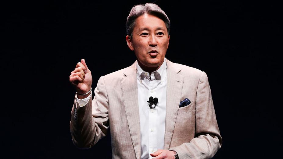 Kazuo Hirai - CES 2017 - Getty - H 2017