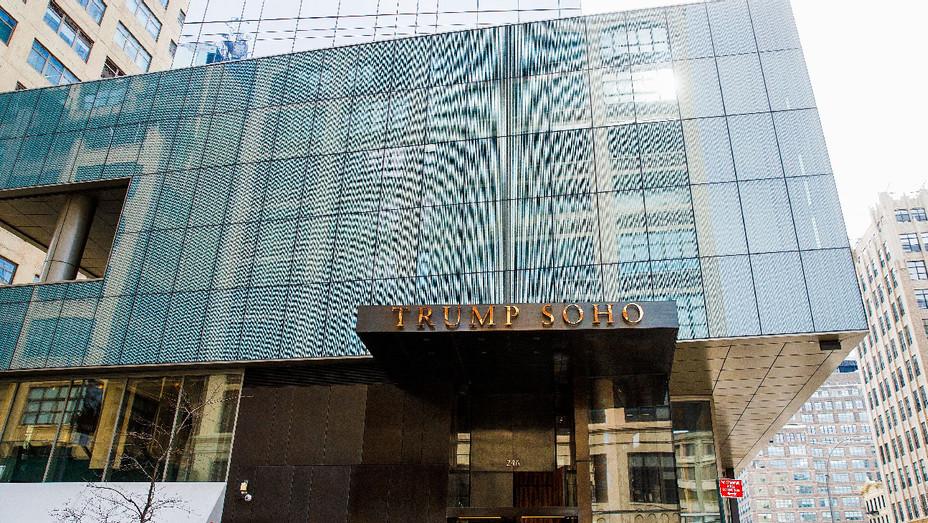 Trump Soho Hotel New York City - Getty - H 2017