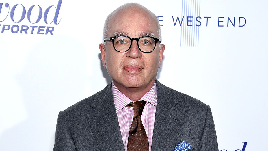 Michael Wolff attends The Hollywood Reporter 35 Most Powerful People In Media 2017 - Getty-H 2017
