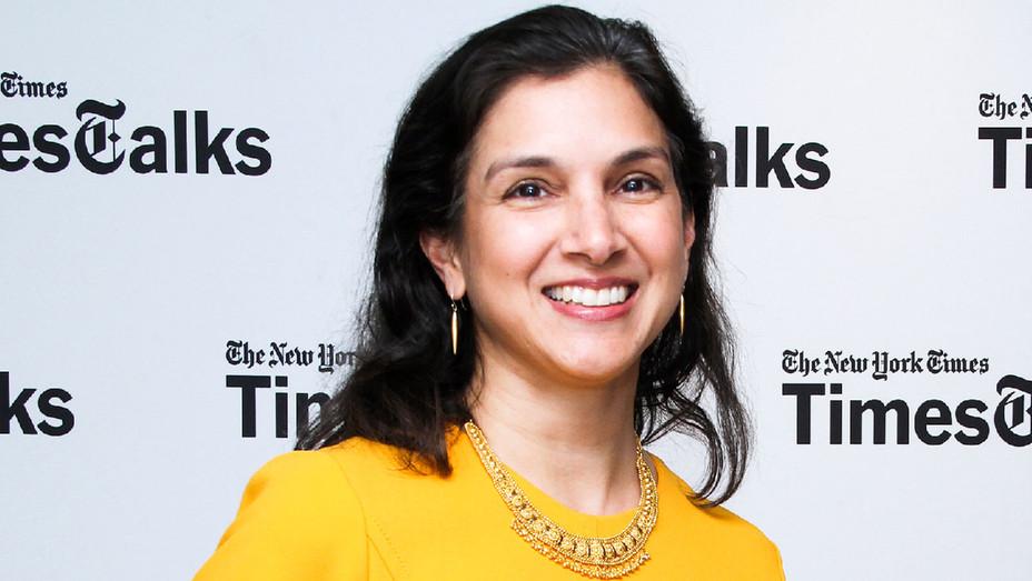 Radhika Jones - TimesTalks: On Raising a Feminist Talk - Getty - H 2017