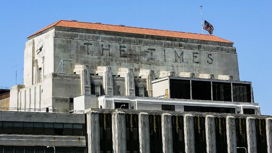 LA Times Building - Getty - H 2017