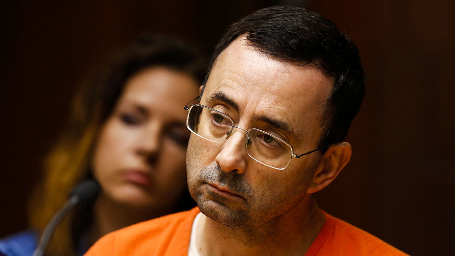 Larry Nassar - One Time Use Only - November 22 2017 Pleading Guilty - Getty - H 2017