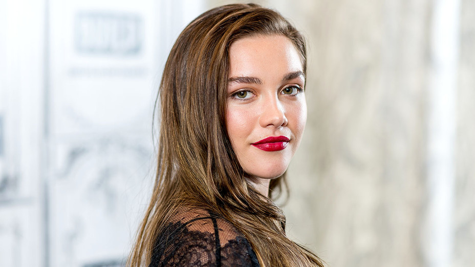 Florence Pugh  -discusses Lady Macbeth - Getty-H 2017