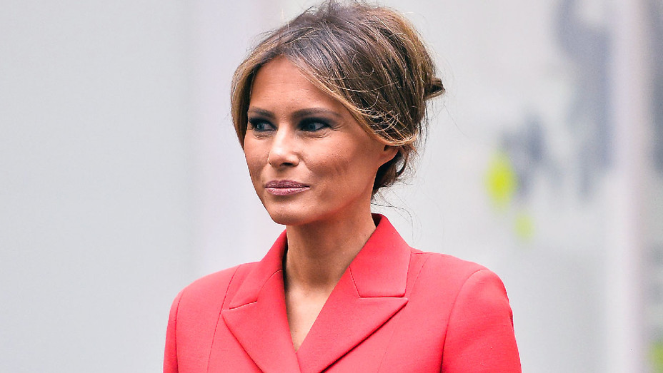Melania Trump - July 13 2017 Official Visit to Paris - Getty - H 2017