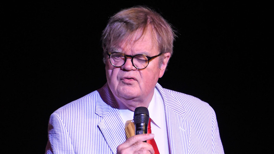 Garrison Keillor  -performs at Iroquois Amphitheater  -  Getty-H 2017