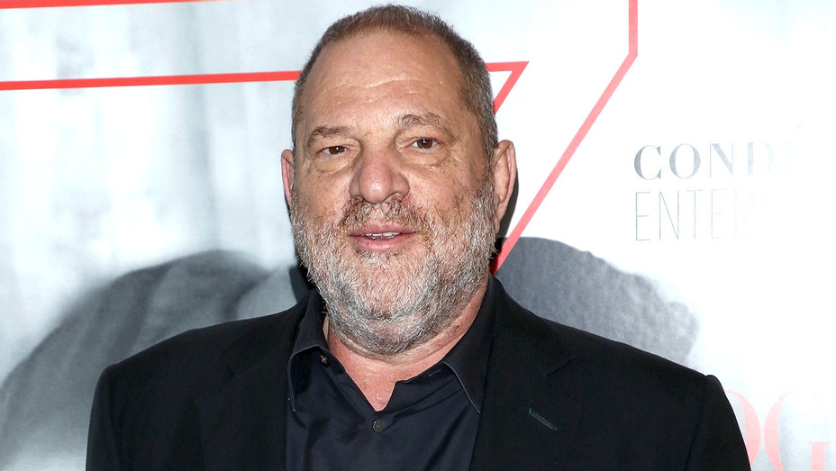 "Harvey Weinstein attends the premiere of ""House of Z""  - Getty-H 2017"