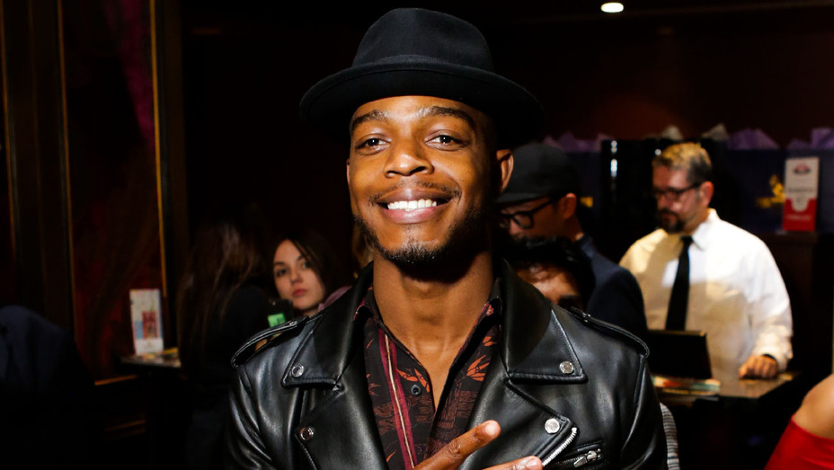 Stephan James - 2017 HFPA and TIFF Party - Getty - H 2017