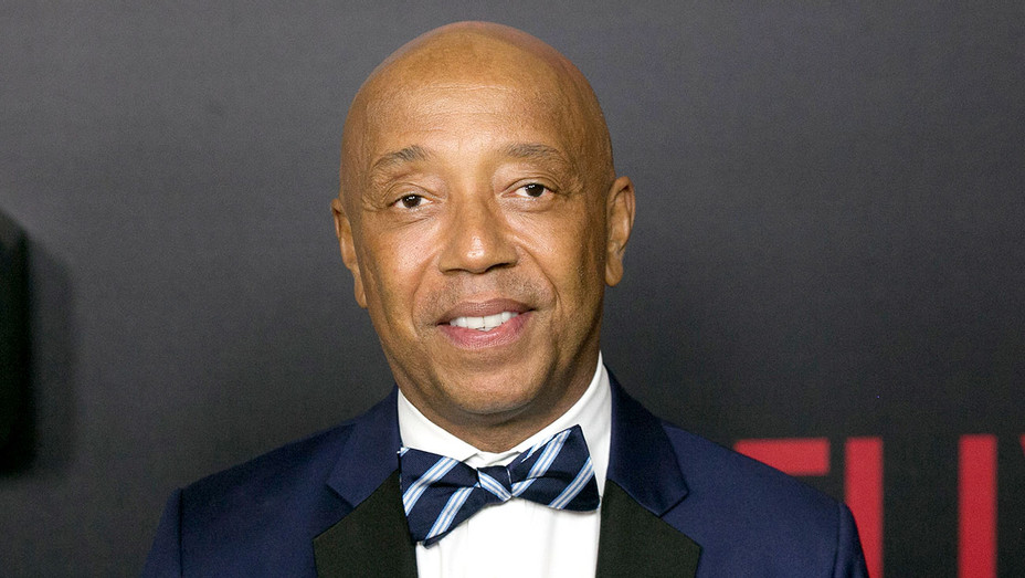 Russell Simmons arrives for Netflix Def Comedy Jam 25 - Getty -H 2017