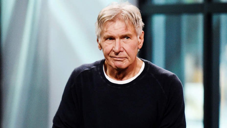 Harrison Ford - Blade Runner 2049 Build Series - Getty - H 2017