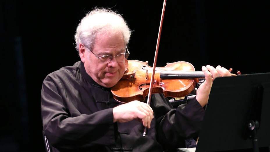 Itzhak Perlman Opening Night Itzhak - Getty - H 2017
