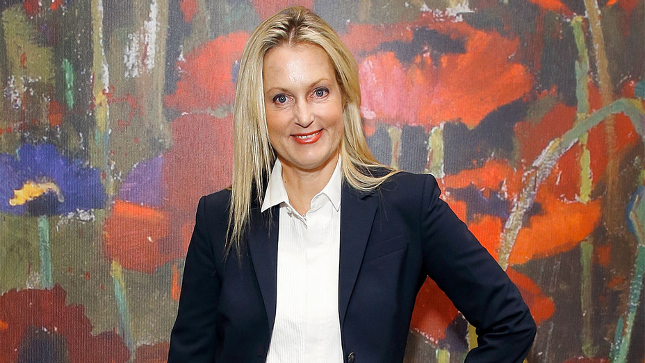 Ali Wentworth 2017 Take Home A Nude Art Party and auction at Sotheby's - Getty-H 2017