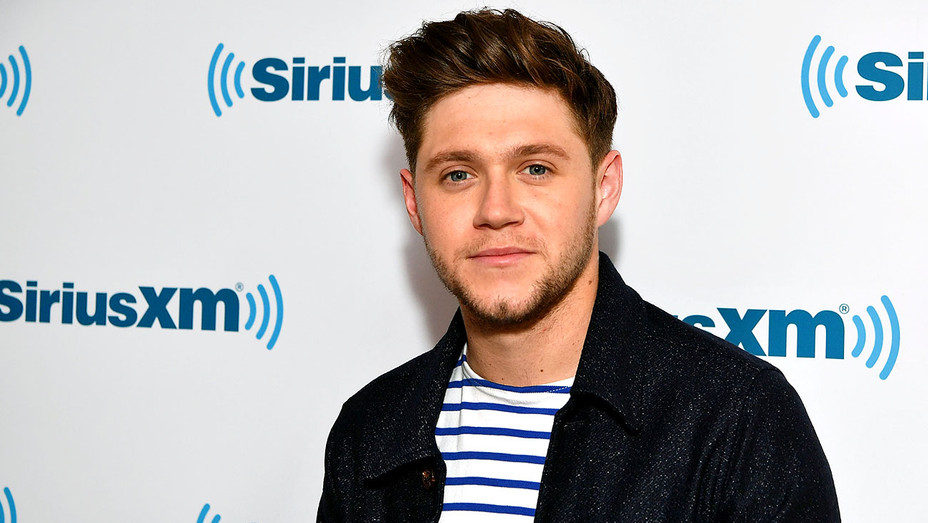 Niall Horan visits SiriusXM Studios - Getty-H 2017