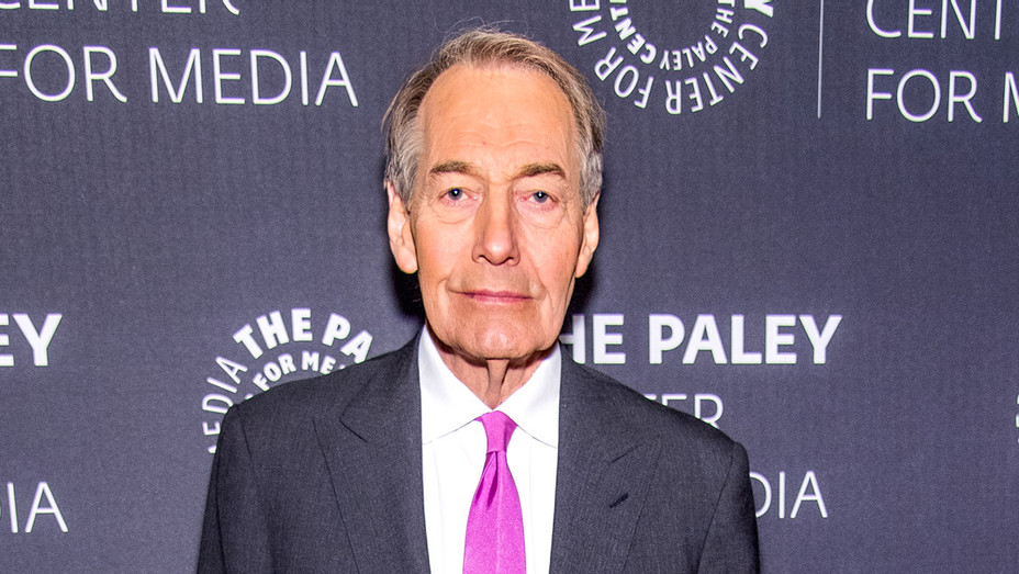 Charlie Rose attends The Paley Center for Media Presents The News is Back - Getty-H 2017