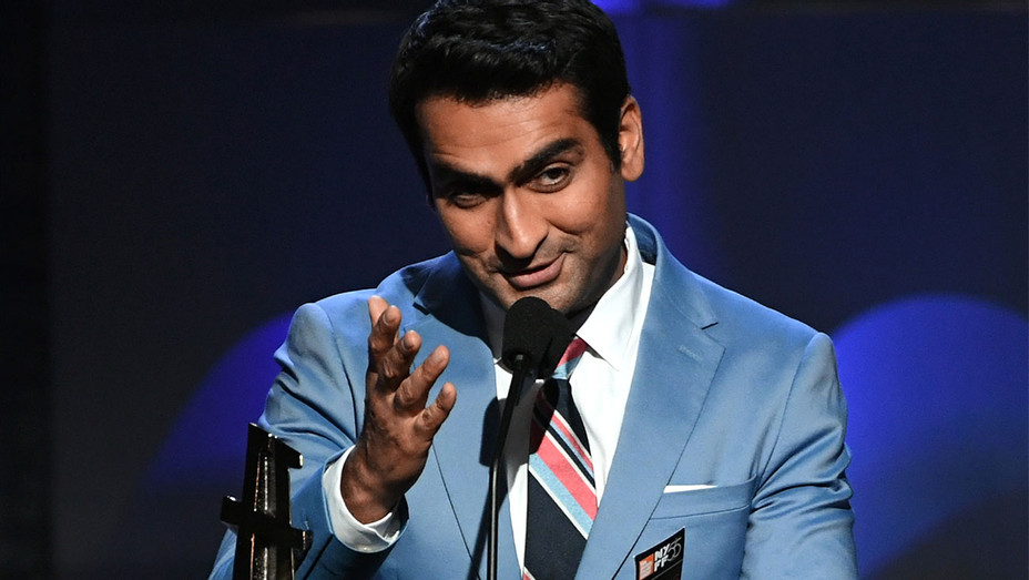 21st Annual Hollywood Film Awards - Kumail Nanjiani onstage- H 2017